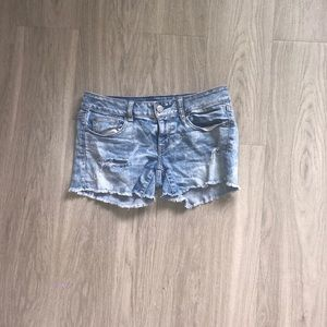 💘AMERICAN EAGLE DENIM JEAN SHORTS💘
